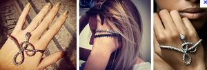 bracelet paume
